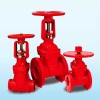 VAN CỔNG FM LÁ VAN BỌC CAO SU - RESILIENT SEATED GATE VALVES
