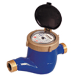 Đồng Hồ ARAD - Model P: Positive Displacement WaterMeter
