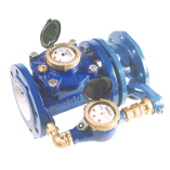 Đồng Hồ ARAD - MWT Model - Compound Water Meter
